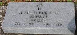 J Fred Burt, Jr
