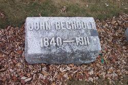 John Bechdolt