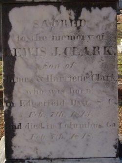 Lewis J. Clark