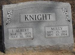 Mary Charlotte Molly <i>Buffington</i> Knight