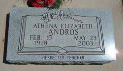 Athena Elizabeth Andros