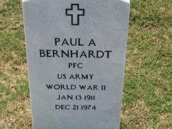 Paul A Bernhardt