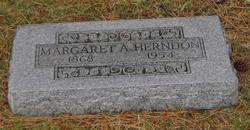 Margaret Ann <i>Rediger</i> Herndon