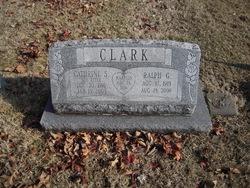 Cathrine S <i>Etter</i> Clark