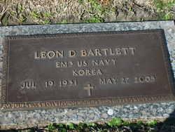 Leon D. Bartlett