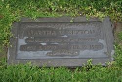 Martha Vivian <i>Lane</i> Sexton