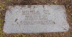 Erma M Faulk