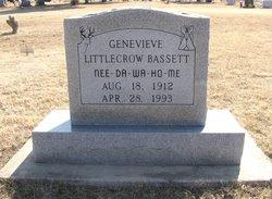 Genevieve <i>Littlecrow</i> Bassett
