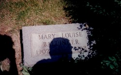 Mary Louise Ballinger