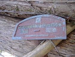 Delphia Jane <i>Darnall</i> Anderson