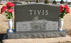 Pleasant L. Pete Tivis