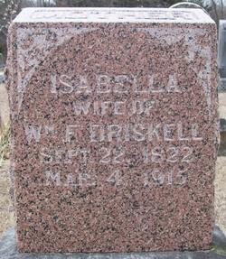 Isabella <i>Cathey</i> Driskell