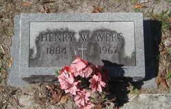 Henry William Ayers
