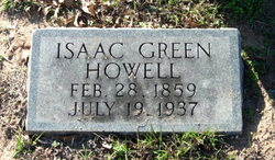 Isaac Green Howell