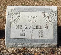 Otis Golden Archer, Sr