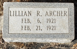 Lillian Rebecca Archer