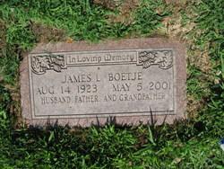 James Leslie Boetje