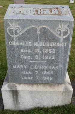 Mary Ellen <i>Morgan</i> Burkhart