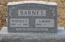 Annetta Marie <i>Eckert</i> Barnes