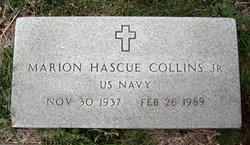 Marion Hascue Collins, Jr