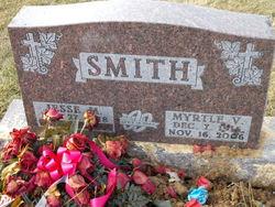 Myrtle V. <i>Aldrich</i> Smith