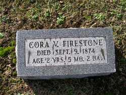 Cora V Firestone