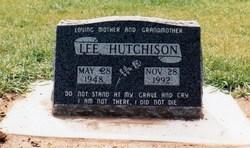 Leona Clark Lee <i>Kraft</i> Hutchinson