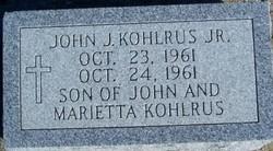 John Kohlrus, Jr