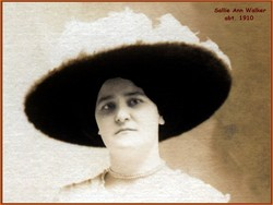 Sallie Ann <i>Walker</i> Asbeck