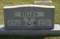 Hilma J. Billen