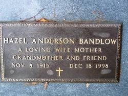 Hazel <i>Green</i> Bandlow