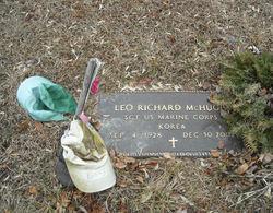 Sgt Leo Richard McHugh