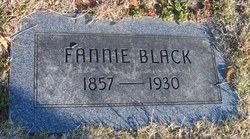 Fannie <i>Jones</i> Black