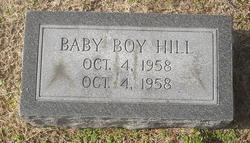 Infant Son Hill