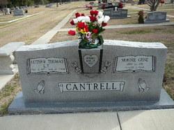 Monnie Gene <i>Shafer</i> Cantrell