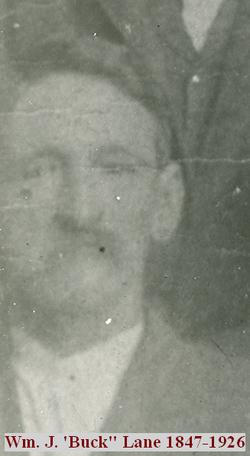 William James Buck Lane