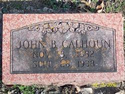 John B. Calhoun
