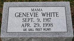 Genevie White