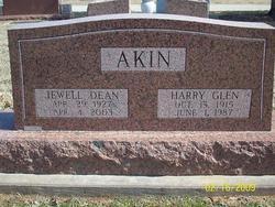 Harry Glen Akin