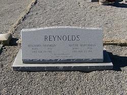 Benjamin Franklin Reynolds