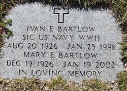 Mary Elizabeth <i>Sousa</i> Bartlow