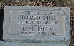 Martha Ann <i>Stoddard</i> Shinn