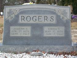 Emily Emma <i>Tucker</i> Rogers