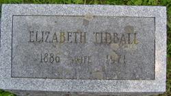 Elizabeth Tidball