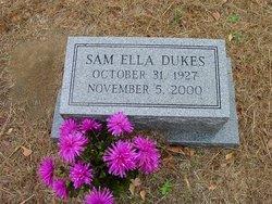 Samella Ella Sam <i>Hair</i> Dukes