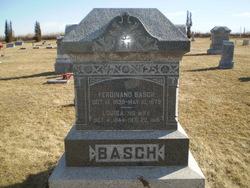 Corp Ferdinand Basch