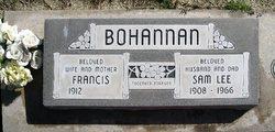 Samuel L Bohannan