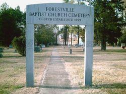 Forestville Baptist Church Cemetery