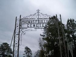 Thomas F Sullivans Cemetery