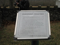 Cragfont Cemetery